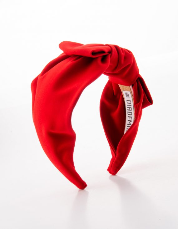 Red Side Bow Tie