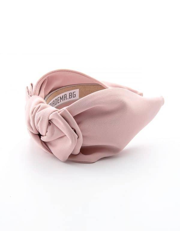 Dusty Rose Bow Tie