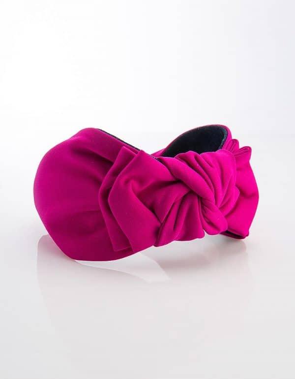 Fuchsia Bow Tie