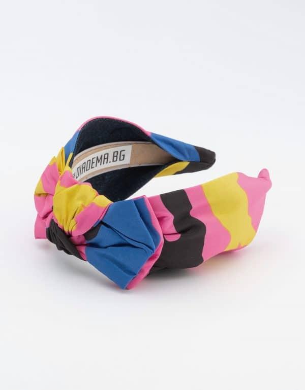 Chameleon Side Bow Tie