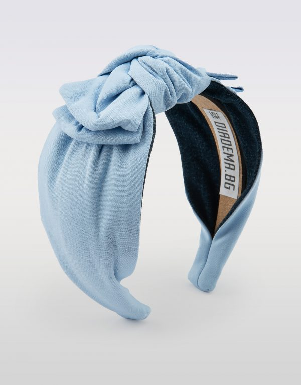 Blue Sky Bow Tie