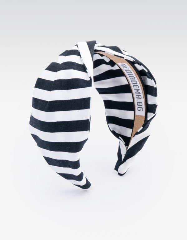 Mixed Stripes Twist